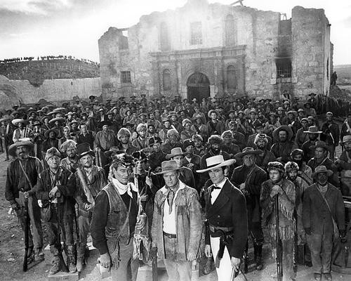 This is an image of Photograph & Poster of The Alamo 194698