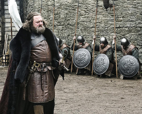 This is an image of Photograph & Poster of Game of Thrones 284420