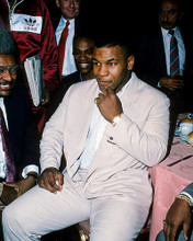 This is an image of Photograph & Poster of Mike Tyson 284584
