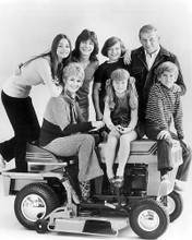 This is an image of Photograph & Poster of The Partridge Family 194964