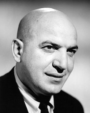 This is an image of Photograph & Poster of Telly Savalas 194979
