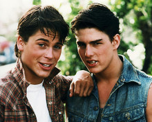 This is an image of Photograph & Poster of The Outsiders 284602