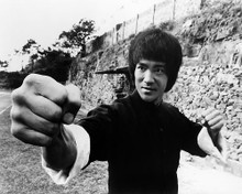 This is an image of Photograph & Poster of Bruce Lee 195117