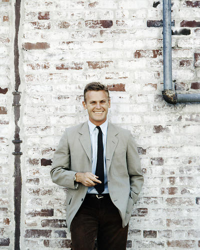 This is an image of Photograph & Poster of Tab Hunter 284876