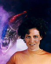 This is an image of Photograph & Poster of Sigourney Weaver 284939