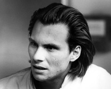 This is an image of Photograph & Poster of Christian Slater 195476