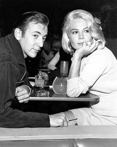 This is an image of Photograph & Poster of Bobby Darin and Sandra Dee 195415