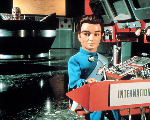 This is an image of Photograph & Poster of Thunderbirds 285142