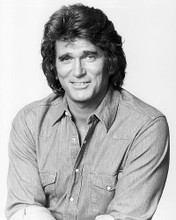 This is an image of Photograph & Poster of Michael Landon 195550
