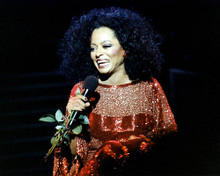 This is an image of Photograph & Poster of Diana Ross 285375