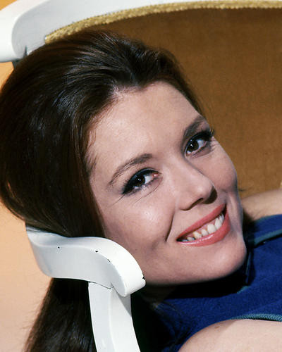 This is an image of Photograph & Poster of Diana Rigg 285544