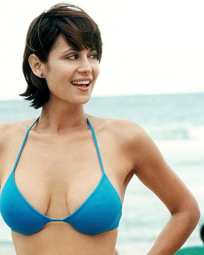 Movie Market - Photograph  Poster Of Catherine Bell 285428-3718