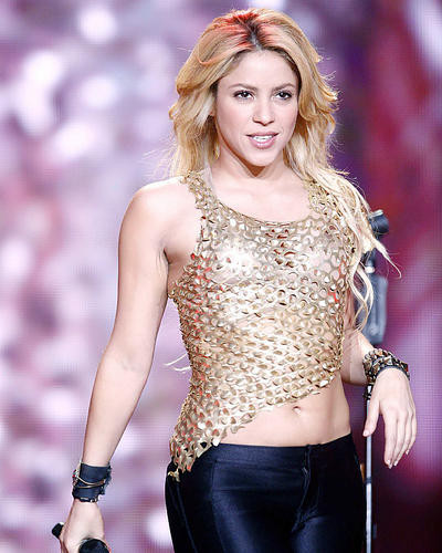 This is an image of Photograph & Poster of Shakira 285729