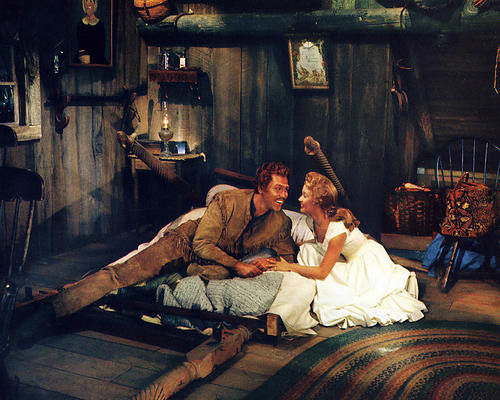 This is an image of Photograph & Poster of Seven Brides for Seven Brothers 292667
