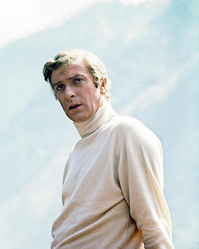This is an image of Photograph & Poster of Michael Caine 290722