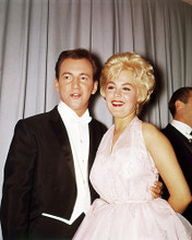 This is an image of Photograph & Poster of Bobby Darin and Sandra Dee 290819