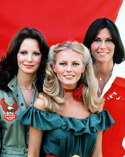 This is an image of Photograph & Poster of Charlies Angels 290863