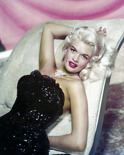 This is an image of Photograph & Poster of Jayne Mansfield 292127