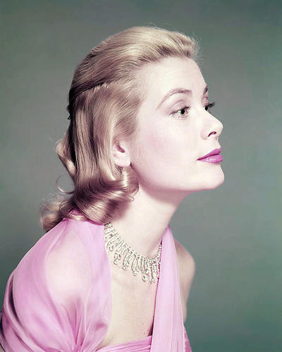 This is an image of Photograph & Poster of Grace Kelly 291499