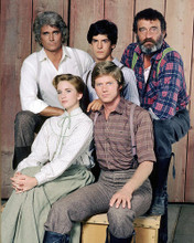 This is an image of Photograph & Poster of Little House on the Prairie 291522