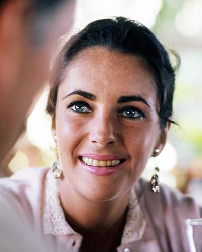 This is an image of Photograph & Poster of Elizabeth Taylor 291146