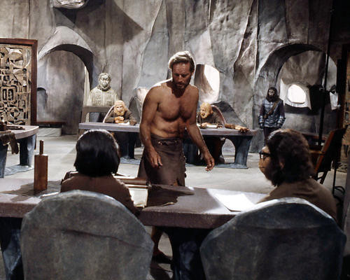 This is an image of Photograph & Poster of Planet of the Apes 291198