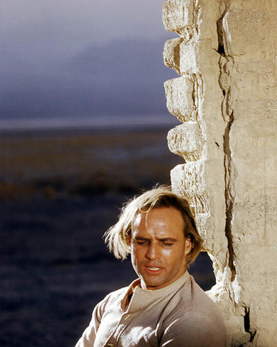 This is an image of Photograph & Poster of Marlon Brando 291213
