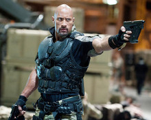 This is an image of Photograph & Poster of Dwayne Johnson 291264