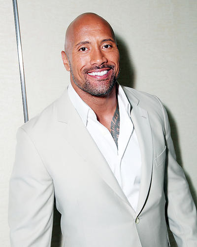This is an image of Photograph & Poster of Dwayne Johnson 291279