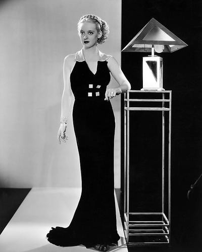 This is an image of Photograph & Poster of Bette Davis 199503
