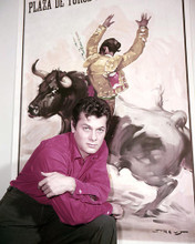 This is an image of Photograph & Poster of Tony Curtis 291429