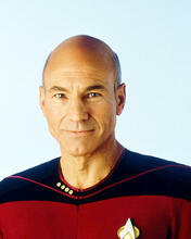 This is an image of Photograph & Poster of Patrick Stewart 291576