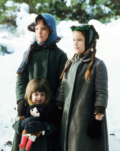 This is an image of Photograph & Poster of Little House on the Prairie 291768