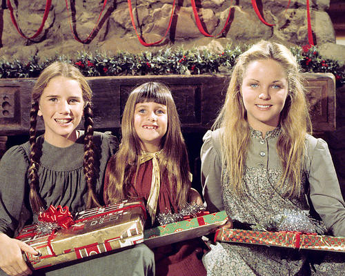 This is an image of Photograph & Poster of Little House on the Prairie 291773