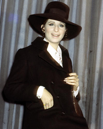 This is an image of Photograph & Poster of Barbra Streisand 291732