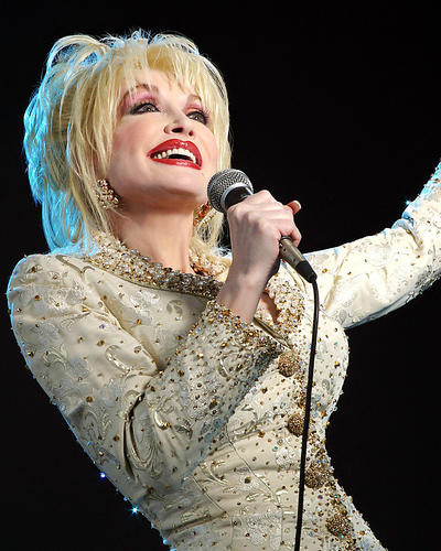 This is an image of Photograph & Poster of Dolly Parton 291759