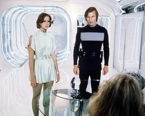 This is an image of Photograph & Poster of Logan's Run 291696
