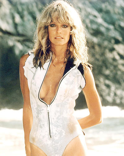 This is an image of Photograph & Poster of Farrah Fawcett 291919