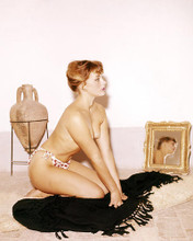 This is an image of Photograph & Poster of Elke Sommer 291867
