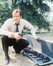 This is an image of Photograph & Poster of Roger Moore 292023