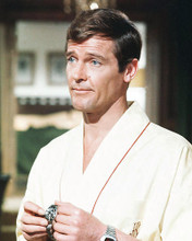 This is an image of Photograph & Poster of Roger Moore 292024