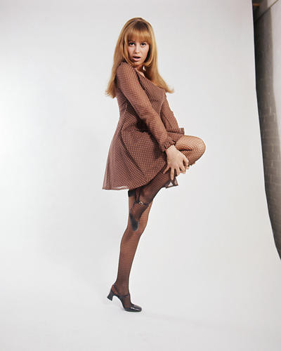 This is an image of Photograph & Poster of Susan George 292116