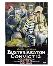 This is an image of Photograph & Poster of Buster Keaton 292413