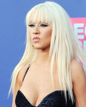 This is an image of Photograph & Poster of Christina Aguilera 292783
