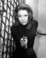 This is an image of Photograph & Poster of Diana Rigg 199956