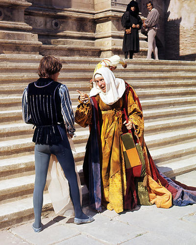 This is an image of Photograph & Poster of Romeo and Juliet 292225