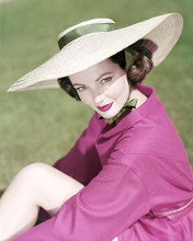 This is an image of Photograph & Poster of Gene Tierney 292263