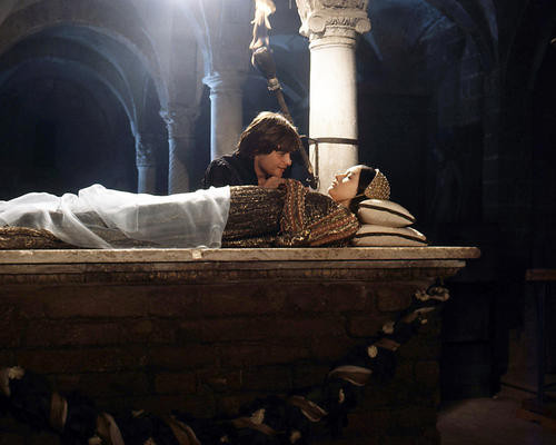 This is an image of Photograph & Poster of Romeo and Juliet 292289