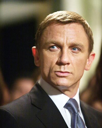 This is an image of Photograph & Poster of Daniel Craig 292550