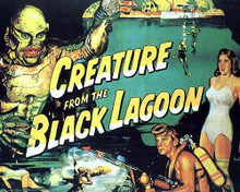 This is an image of Photograph & Poster of The Creature from the Black Lagoon 292567
